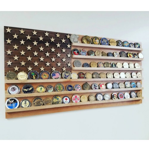 Military Coin Holders