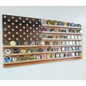 Military Coin Holder