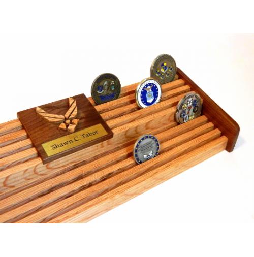 Military Coin Holder