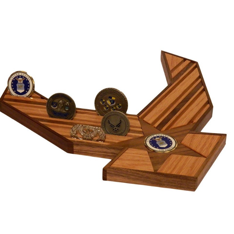 Air Force Coin Display