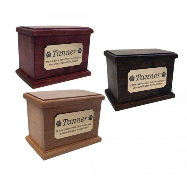 Cremation Pet Urns