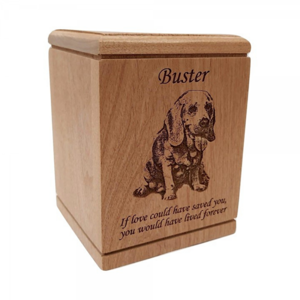 Dog Urn for Ashes
