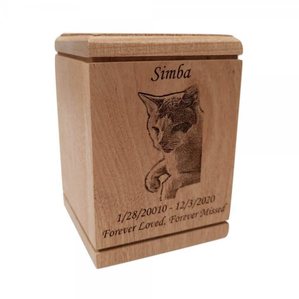 Pet Urn for Cats