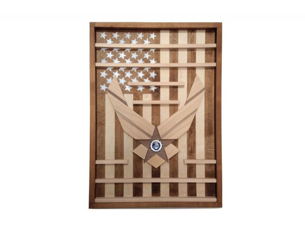 Wall Mounted Challenge Coin Holder